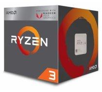 AMD Ryzen 3 2200G procesors 3,5 GHz Kaste 2 MB L2 YD2200C5FBBOX