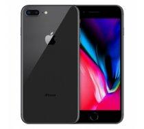 """Apple iPhone 8 Plus 14 cm (5.5"""") 128 GB Viena SIM Pelēks MX242ZD/A"""
