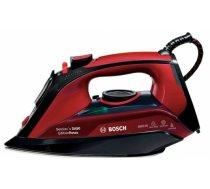 Bosch TDA503011P Tvaika Melns, Sarkans TDA503011P