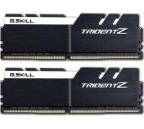 G.SKILL Trident Z 16GB [2x8GB 3200MHz DDR4 CL14 1.35V DIMM] F4-3200C14D-16GTZKW