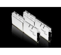 G.Skill Trident Z Royal DDR4 16GB (2x8GB) 3200MHz CL16 1.35V XMP 2.0 Silver F4-3200C16D-16GTRS