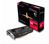 SAPPHIRE PULSE RADEON RX 570 4G GDDR5 DUAL HDMI / DUAL DP OC W/BP (UEFI) 11266-67-20G