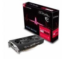 SAPPHIRE PULSE RADEON RX 580 8G GDDR5 DUAL HDMI / DVI-D / DUAL DP OC W/BP (UEFI) 11265-05-20G