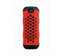 Swissten X-Boom Outdoor IPX5 Carabiner / Silikon Portatīvs Bezvadu Skaļrunis Bluetooth / 10W / 360 Surround / Micro SD / Sarkana SW-XBOOM-RE