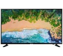 "TV Set SAMSUNG 4K/Smart 43"" 3840x2160 Wireless LAN Tizen Colour Black UE43NU7092UXXH"