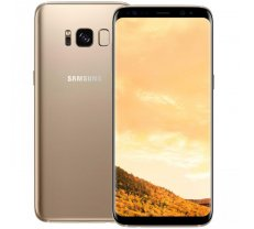 Samsung G950FD Galaxy S8 Dual LTE 64GB Maple Gold - Arab Spec