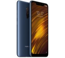 Xiaomi Pocophone F1 Dual LTE 64GB 6GB RAM Blue Steel - Asia Spec