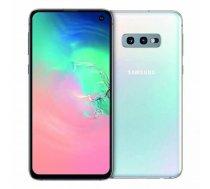 Samsung G970F-DS Galaxy S10e Dual LTE 128GB 6GB RAM Prism White - EU Spec, Region Locked