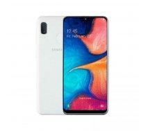 Samsung A202F-DS A20e Dual LTE 32GB 3GB White - EU Spec, Region Locked