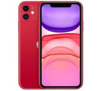 Apple iPhone 11 Dual eSIM 64GB Red (A2221) - EU Spec