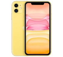 Apple iPhone 11 Dual eSIM 128GB Yellow (A2221) - EU Spec