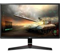 LG Monitor LCD 24MP59G-P 24'' IPS, FHD, 5ms, DP, D-Sub, HDMI, black 24MP59G-P
