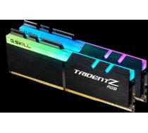 G.Skill Trident Z RGB DDR4 16GB (2x8GB) 3000MHz CL14 1.35V XMP 2.0 F4-3000C14D-16GTZR