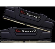 G.Skill RipjawsV DDR4 16GB (2x8GB) 3200MHz CL15 1.35V XMP 2.0 F4-3200C15D-16GVK