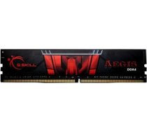 G.skill Memory DDR4 16GB Aegis 3000MHz CL16 F4-3000C16S-16GISB