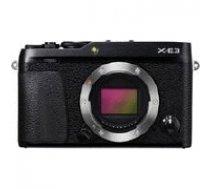 Fujifilm X-E3 korpuss, melns 16558592