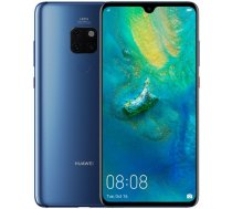 Telefons Huawei Mate 20 Pro 128GB midnight blue (LYA-L09)