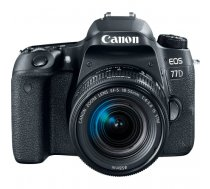 Canon EOS 77D Kit S18-55mm f/4-5.6 IS STM