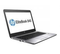 CPU Intelnbsp;Core i5-6300U (2.4GHz, 3MB Cache) RAM 8GB DDR4 HDD 240GB SSD 14.0 FHD IPS Intel HD Graphics 520 2xUSB3.0 Notebook HP EliteBook 840 G3 (used/refurbished)