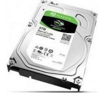 Internal HDD Seagate BarraCuda 3.5'' 3TB SATA3 5400RPM 256MB