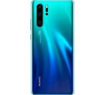 "Huawei P30 Pro Aurora Blue, 6.47 "", OLED, 1080 x 2340 pixels, Internal RAM 8 GB, 128 GB, microSD, Dual SIM, Nano-SIM, 3G, 4G, Main camera 40+20+8 MP, Secondary camera 32 MP, Android, 9.0, 4200 mAh"