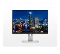 """Dell U2415 24 """", IPS, Full HD, 1920 x 1200 pixels, 16:10, 6 ms, 300 cd/m², Black, 2xHDMI,MHL,mDP,DP,6xUSB, Warranty 36 month(s)"""