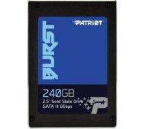 """Patriot SSD 240GB Burst 555/500 MB/s SATA III 2,5"""" / PBU240GS25SSDR"""