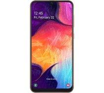 Samsung Galaxy A50 Dual SIM 128GB 4GB RAM SM-A505FN/DS Orange Coral Pink