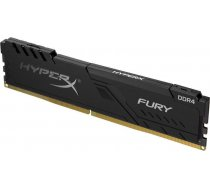 Kingston HyperX Fury Black 16GB [1x16GB 2400MHz DDR4 CL15 XMP 1.2V DIMM] / HX424C15FB3/16