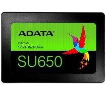 SSD ADATA Ultimate SU650 960GB SATA3 (Read/Write) 520/450 MB/s retail