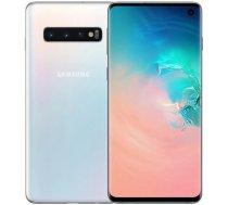 Samsung Galaxy S10 Dual SIM 512 GB SM-G973F Prism White