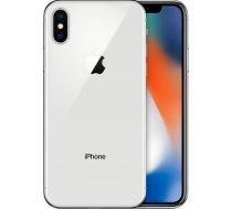 Apple iPhone X 4G 64GB silver UK
