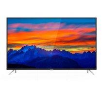 "TV Set|THOMSON|4K/Smart|55""|3840x2160|Wireless LAN|Android|Colour Black|55UE6400"