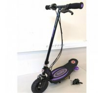 SALE OUT. Razor E100 Electric Scooter - Purple REFURBISHED; USED; SCRATCHED; WITHOUT ORIGINAL PACKAGING Razor 3 month(s)