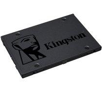 """SSD KINGSTON A400 960GB SATA 3.0 TLC Write speed 450 MBytes/sec Read speed 500 MBytes/sec 2,5"""" MTBF 1000000 hours SA400S37/960G"""