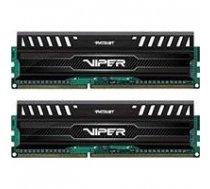 Patriot ViperX 3RD  2x4GB  1866MHz CL10 1.5V, XMP 1.3 PV38G186C0K | PV38G186C0K  | 815530015970