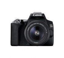 SpoguļkameraCanon EOS 250D + 18-55mm Kit, black