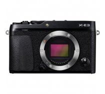 Foto kamera Fujifilm X-E3 body, black