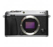 Foto kamera Fujifilm X-E3 body, silver