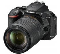 Spoguļkamera Nikon D5600 AF-S DX 18-140mm f/3.5-5.6G VR Black