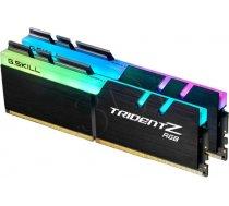 G.Skill Trident Z RGB DDR4 16GB (2x8GB) 3200MHz CL16 1.35V XMP 2.0 F4-3200C14D-16GTZR