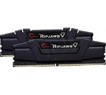 G.SKILL DDR4 RIPJAWSV 2x8GB 3200MHz CL15 XMP2 BLACK F4-3200C15D-16GVK