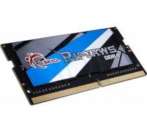 G.Skill Ripjaws DDR4 8GB 2400MHz CL16 SO-DIMM 1.2V F4-2400C16S-8GRS