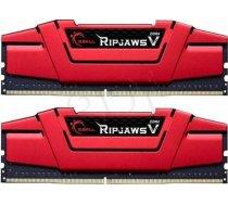 G.SKILL DDR4 RIPJAWSV 2x8GB 3000MHz CL15 XMP2 RED F4-3000C15D-16GVR