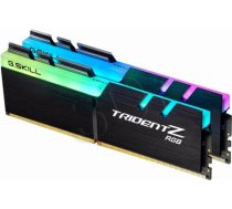 G.SKILL DDR4 TRIDENTZ 2x16GB 3200MHz CL15 XMP2 RGB LED F4-3200C15D-32GTZR