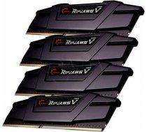 G.Skill RipjawsV DDR4 32GB (4x8GB) 3200MHz CL15 1.35V XMP 2.0 F4-3200C15Q-32GVK