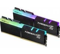 G.Skill Trident Z RGB DDR4 32GB (2x16GB) 3000MHz CL14 1.35V XMP 2.0 F4-3000C14D-32GTZR