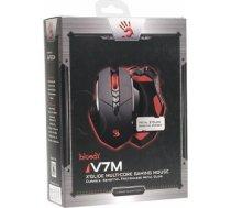 Mysz przewodowa A4 Tech optyczna Bloody Gaming V7m czarny A4TMYS43940