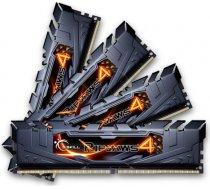 G.SKILL DDR4 RIPJAWS 4 4x8GB 2400MHz CL15 XMP2 F4-2400C15Q-32GRK