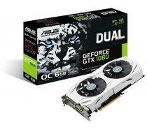 ASUS DUAL-GTX1060-O6G GTX1060 DVI 2xHDMI 90YV09X0-M0NA00